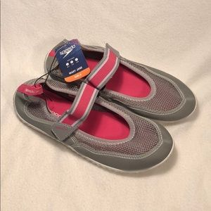 Girls Speedo Mary Jane water shoes